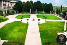 Il Giardino di Villa Bortolazzi / Il #giardino di #Villa Bortolazzi