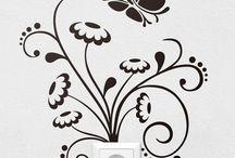 wallart, wallpaper, wall paint, ceiling, mural