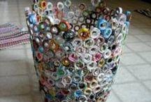 recykláciu, ktorú chcem vyskúšať