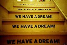 MADE UP DREAMS / by Patty Moreno