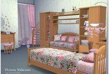 stanza per ragazza