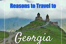 ♡ georgia travel