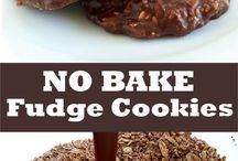 fudge cookies