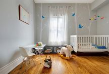 Kid's room and playroom