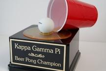 Beer Pong Trophies