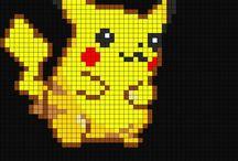 Hama Beads - Pokemon