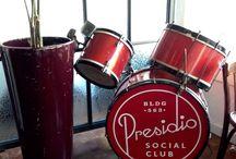 Presidio Social Club / Wedding & event inspiration at the Presidio Social Club