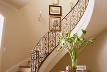foyers and stairwells / by Danielle Jackson