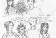 ~Percy Jackson~The Heroes Of Olympus~ / ~my life~