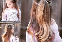 Children hair