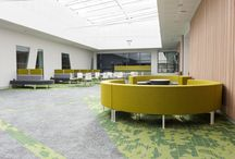 Sheffield Hallam University - Heart of the Campus / Images of our furniture in the RIBA award winning Heart of the Campus