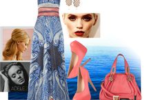 Music + Fashion / by Lisa Sanner