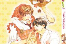 Tu es à croquer (one-shot) / Depuis son plus jeune âge, Yuzu considère I-chan comme le prince charmant qui vole à son secours à chaque fois qu'il se retrouve en difficulté.Mais la nature ne fait pas toujours bien les choses et Yuzu a grandi bien plus rapidement que son meilleur ami. Il le dépasse de près d'une tête ! Rien ne va plus ! Tous les codes du conte de fée sont brisés !