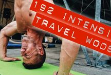 CrossFit Travel WODs