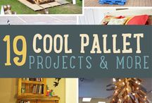 Pallet projects / by JoAnne Shelby Tucker