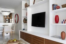 Lounge móvel tv