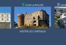 Châteaux de la Drôme