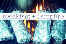 Camping Food: Breakfast