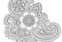 Zentangle  Mandala