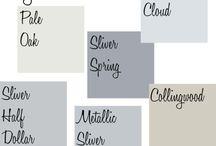 Huis kleuren
