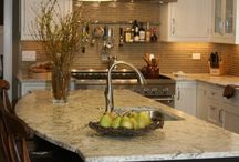 Home - Kitchen / What i want or would like / by Kristal Frost-Kloski