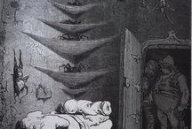 Gustav Doré / Paul Gustave Doré (6. ledna 1832, Štrasburk – 23. ledna 1883, Paříž) byl francouzský umělec, rytec a ilustrátor. Doré primárně pracoval také s dřevorytem a ocelorytem.