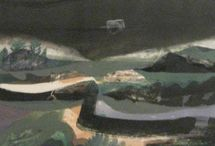 Expressive Landscape / Painting and other work responding to the natural environment