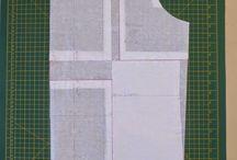 Pattern making / by Marta A.