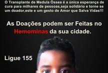 Doação Medula Óssea!!! Campanha Vinicius Augusto!!! / Doação Medula Óssea