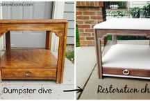 Upcycled/Recycled Projects / This board is all about items that have been upcycled/recycled for a new purpose or a new and different look.