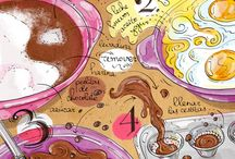 Recetas Cookbook  dibujos