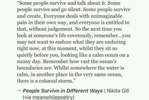 Surviving life.