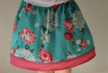 Sew dresses & skirts