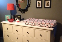 Lullaby Baby Nursery / Cute ideas for baby's nursery room.  / by Donna Veal