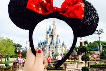 Disney World / The magical world... If you can believe it, you can achieve it! <3