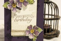 Cards - Birthday Blossoms