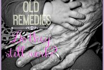 Old Home Remedies