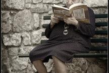 elderly readers