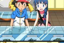 Pearlshipping (Pokémon) ❤