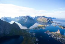 Norway / Follow along on our travels through Norway! http://thisworldtraveled.com/destinations/norway/
