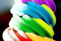 Rainbows in Color