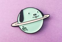 Pins for jackets