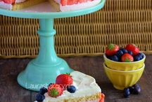 food - cheese cakes
