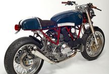 Cool motorcycles / Ducati custom