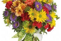 Summer Bouquets