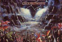 Saxon / I Saxon sono un gruppo Heavy Metal proveniente da Barnsley, Yorkshire, in Inghilterra, fondato nel 1976 da membri dei Son of a Bitch e dei Coast.