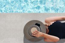 Pool shoot poses