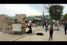 Street Performers (Videos) / Amazing people perform their talent on the street