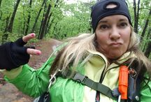 Silly Selfies on the Trails!!