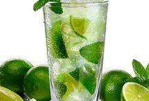 Cocktails (ook alcoholvrij)